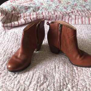 Lands end Harris boots